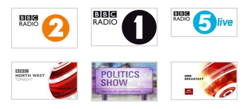 Broadcast-Image